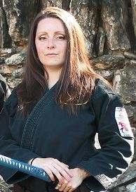 Anita Web, West Louisiana Jujutsu Training Academy Leesville
