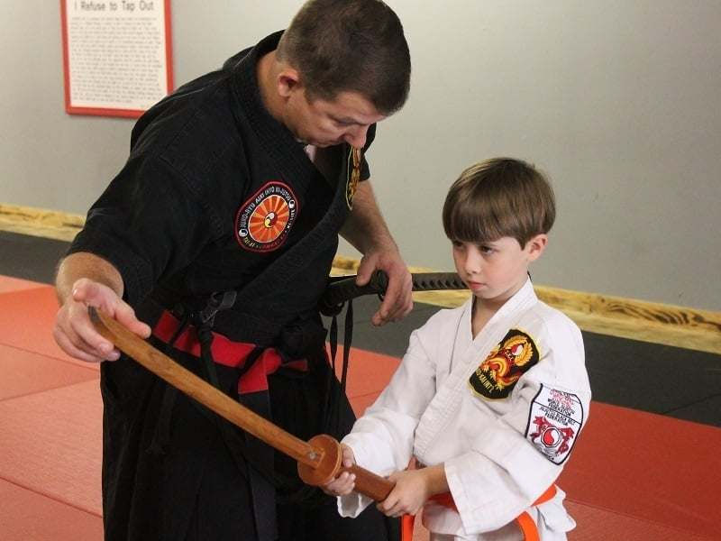 Tweens Martial Arts Training in Leesville