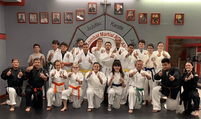 Group, West Louisiana Jujutsu Training Academy Leesville