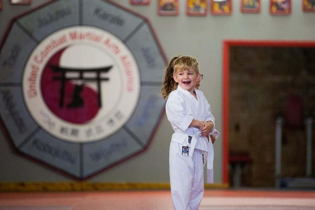 Preschool Martial Arts Training in Leesville
