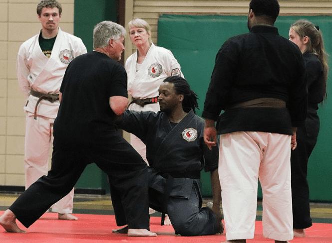 Kirby 2 Nat, West Louisiana Jujutsu Training Academy Leesville