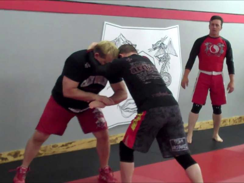 wrestling training in Leesville