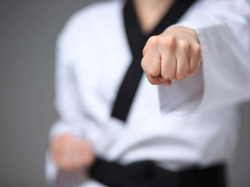 Adult Karate Video Placeholder, West Louisiana Jujutsu Training Academy Leesville